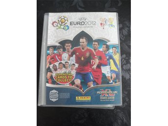 Panini Euro 2012 Collector Binder