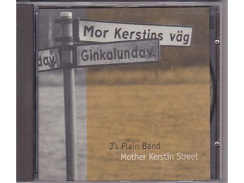 J's PLAIN BAND: Mother Kerstin Street 2001 PROMO-CD