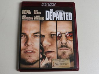 THE DEPARTED (HD DVD) Leonardo DiCaprio