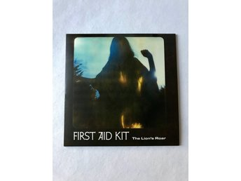 "First Aid Kit - The Lion´s Roar. Ospelad vinyl 7"". Utgången."