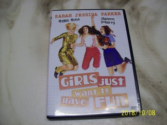 Girls just want to have fun  - DVD