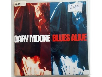 GARY MORE - BLUES ALIVE