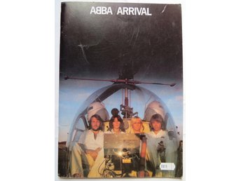 Noter  -  ABBA  Arrival