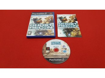 GHOST RECON ADVANCED WARFIGHTER till Sony Playstation 2 PS2