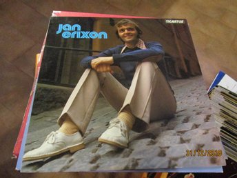 JAN ERIXON - LP