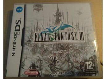Final Fantasy iii 3 (Nintendo DS)