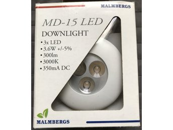 Spotlight Malmberg MD-15 LED Downlight