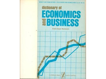 Erwin Esser Nemmers: Dictionary of economics and business.