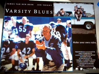 VARSITY BLUES James Van Der Beek,Jon Voight ÅR 1999 FOTO   8