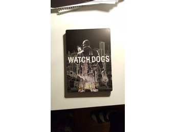 Watch Dogs (Xbox 360) Steelbook - Säffle - Watch Dogs (Xbox 360) Steelbook - Säffle