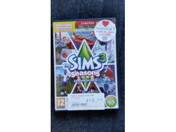 The Sims 3 Seasons engelsk version