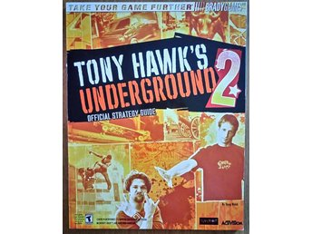 Tony Hawk's Underground 2 (BradyGames Officia Strategy Guide)