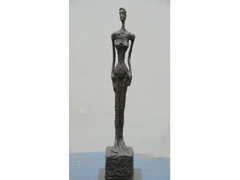 Brons - Giacometti - Woman of Venice 1956