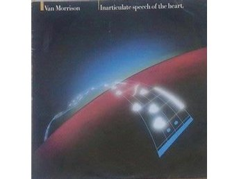 Van Morrison title*  Inarticulate Speech Of The Heart* Folk, Jazz-Rock Netherlan