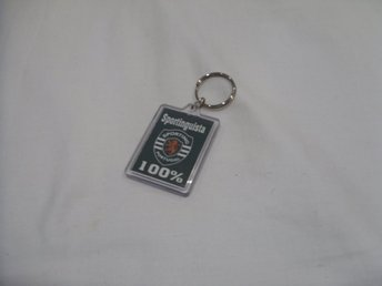 Nyckelring Sportinguista Sporting Portugal 100% keychain & keyring