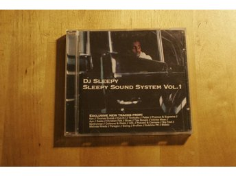 [CD] dj sleepy - sleepy sound system vol. 1 [CD]