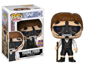 POP! WestWorld Young Ford Exclusive Funko