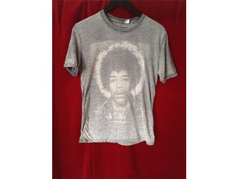 Jimi Hendrix band T-shirt i storlek Medium.