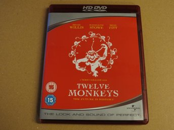 12 MONKEYS (HD DVD) Bruce Willis