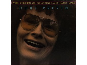 Dory Previn, We're Children Of Coincidence And Harpo Marx ,Folk, World, Progg