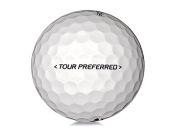 50 st Taylormade Tour Preferred (Bra skick)