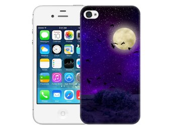 iPhone 4/4s Skal Night Sky