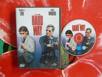 THE HARD WAY, ACTION, DVD, FILM