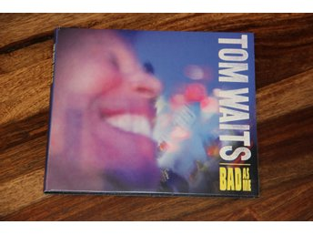 Tom Waits ‎– Bad As Me