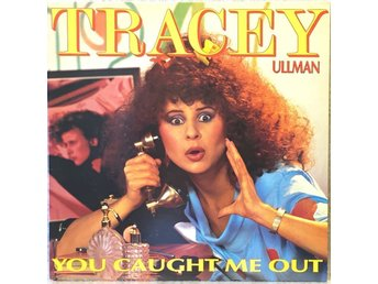 TRACEY ULLMAN / You Caught Me Out - 1984 -- NM