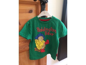 Ny! Paddington stl 86/92 t-shirt