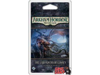 Arkham Horror the Card Game The Labyrinths of Lunacy Scenario Pack