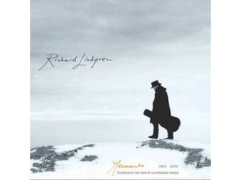 Richard Lindgren ?- Memento 1994-2010 rare unreleased tracks