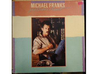 Michael Franks - Passionfruit, LP