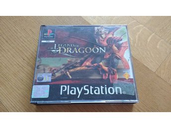 PlayStation/PS1: Legend of Dragoon