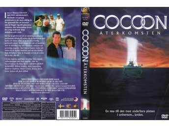 Cocoon The Return 1988 DVD