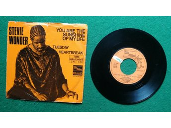 Stevie Wonder ‎– You Are The Sunshine Of My Life 5C 006-94307