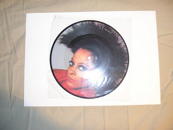 "Diana Ross – Touch By Touch / Fight For It, 7""."