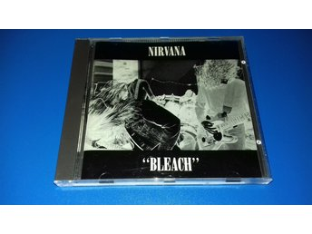 NIRVANA - bleach -           ged24433  (cd)