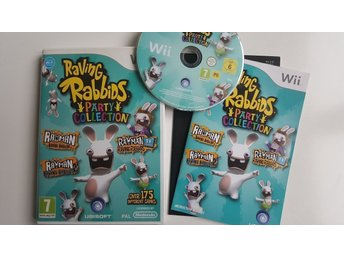 Raving Rabbids - Party Collection -  Wii / WiiU