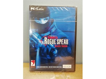 Tom Clancy's Rainbow Six Rogue Spear Black Thorn PC