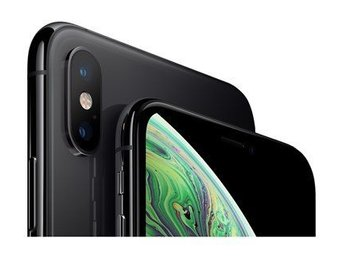 iPhone Xs Max 64GB Space Gray. HELT NY och inplastad!