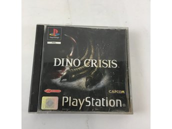 Sony Computer Entertainment, PlayStation-spel, Dino Crisis
