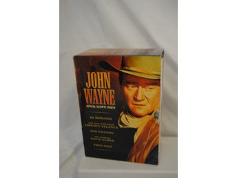 Dvd Box john Wayne