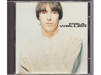 PAUL WELLER: Solo Debut 1992 CD (The Jam, Uh Huh Oh Yeh)