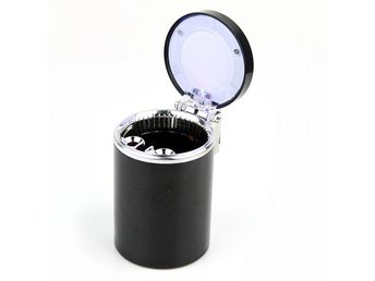 Portable Car Led Light Cigarette Ashtray holder