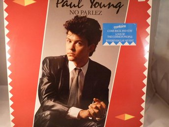 PAUL YOUNG - NO PARLEZ ( LP / VINYL )