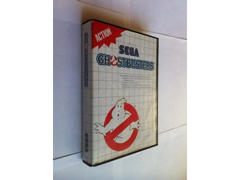 Master System: Ghostbusters
