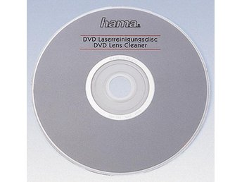 HAMA Linsrengöring CD DVD