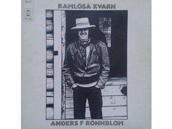 Anders F Rönnblom ? titel* Ramlösa Kvarn*LP, Gatefold - Hägersten - Anders F Rönnblom ? titel* Ramlösa Kvarn*LP, Gatefold - Hägersten