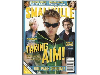 Smallville Magazine # 26 Cover A NM Ny Import REA!
